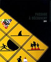 Couverture de la publication : Passage à découvert 2011