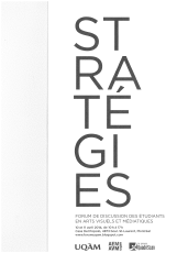 Couverture de la publication: Strategies