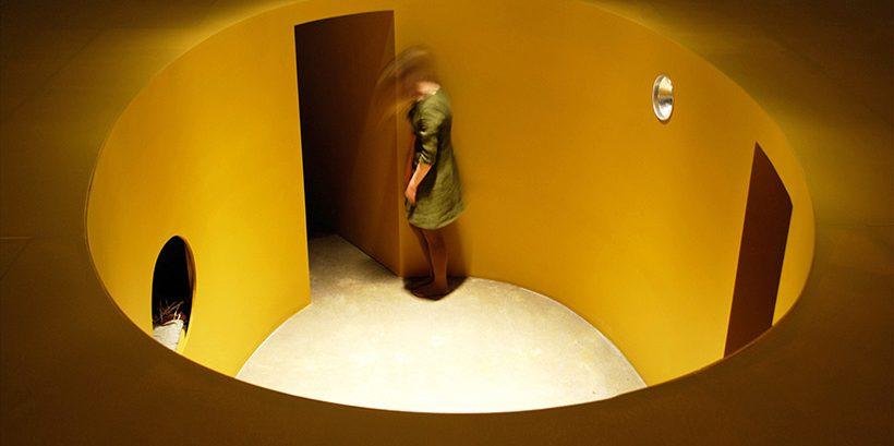 La Cité performative, Centre Optica, 2010 ; Musée des beaux du Québec, 2012. Photo : S. Gilot